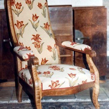C'est quoi ce fauteuil ?